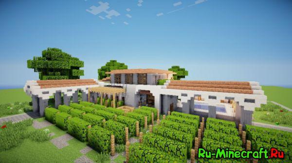 [Map] WineStore - модерн хаус