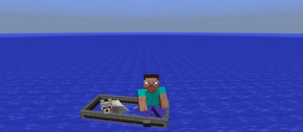 [Mod][1.7.2-1.8] Lava Boat Mod -- лава - не проблема!