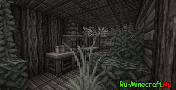 [1.8][map]Witch Dungeon - Ведьмино подземелье