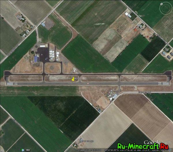 [Map] Airport - аэропорт