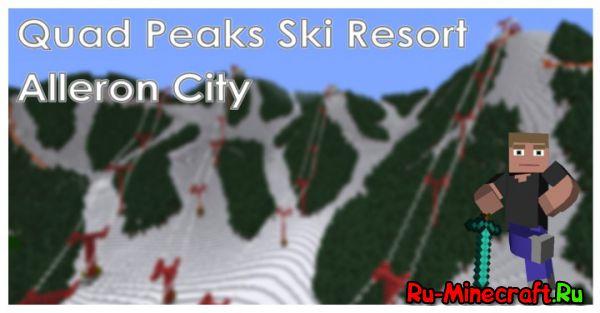 [Map] Sochi - лыжи