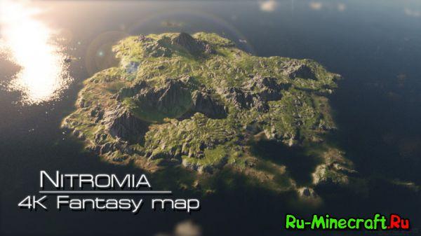 [1.8+][MAP] Nitromia — Загадочный остров!
