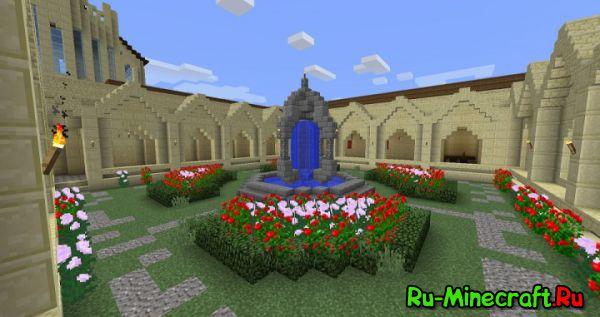 [Map] All Hallows Abbey - Аббатство всех святых