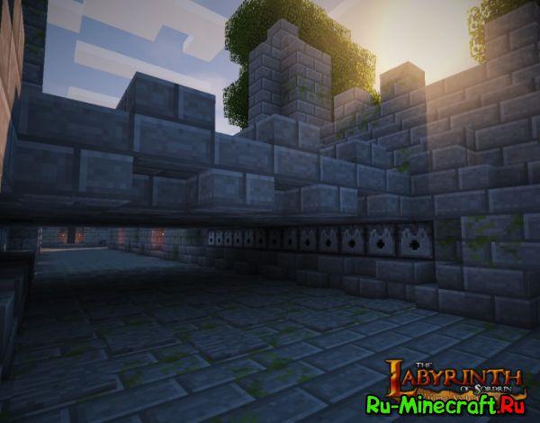 [Map] Sordrin - бегущий в лабиринте