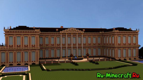 [Map] Château de Morangy - королевство!