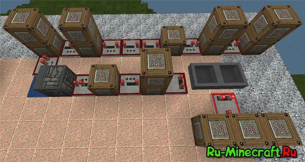 [Инструкции, гайды Minecraft][1.8+] Настенные котлы с лавой