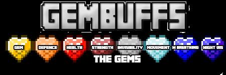 [1.7.10] Gem Buffs - Кристаллы силы!