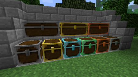 [1.7.10] Better Storage - сундучки!