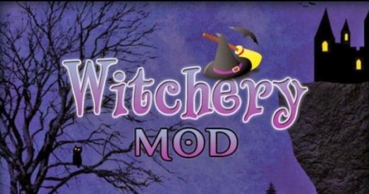 Witchery - Колдовство, идолы, проклятия [1.7.10|1.7.2|1.6.4]