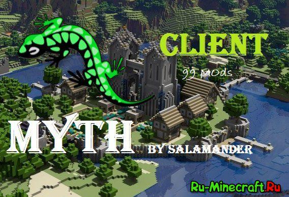 """[Client][1.7.10] MagiTech Client """"MYTH"""""""
