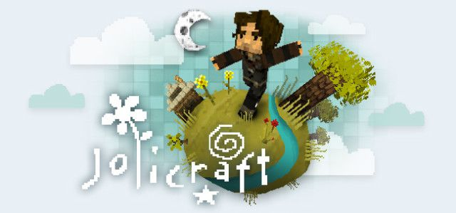 JoliCraft Resource Pack — классный ресурспак [1.14.4] [1.13.2] [1.12.2] [16х]