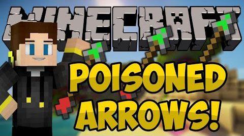 [1.7.10] Poisoned Arrows — Отравленные стрелы?