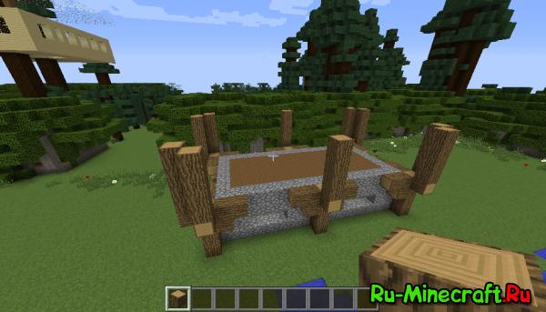 [Гайд] Постройки №1 -- строим небольшой средневековый домик