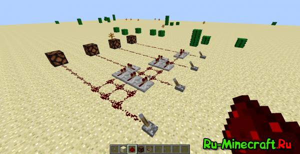 [Инструкции, гайды minecraft] [Схемы] Последовательный условный оператор (if - else if)