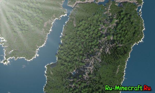 [Map][1.7+] Essentia — Острова
