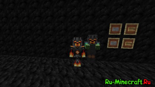 [Гайд][1.8+] Повторение движений в Minecraft!