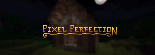 Pixel Perfection - Очень красивый ресурспак! [1.11-1.8][16px]