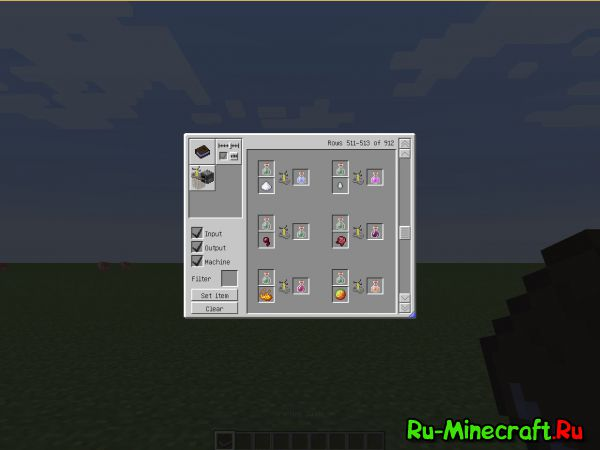 Craft Guide (CraftingGuide)- Книжка с крафтами [1.10.2] [1.9.4] [1.8.9] [1.7.10]