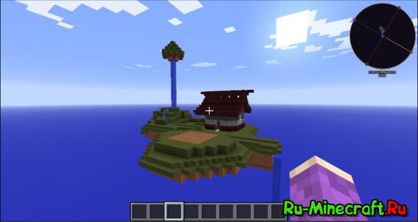 [Клиент] Agrarian Skies 2 Hardcore Quest — Квесты в Minecraft!
