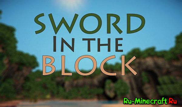 [1.7.4][32x] Sword in the block - Просто красивый ресурс-пак!