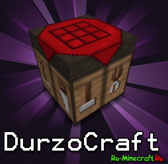 [1.8/1.9][32px] DurzoCraft - Текстуры за один день!
