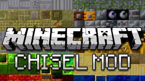 [1.7.2] Chisel mod by Asie - творим вместе с модом