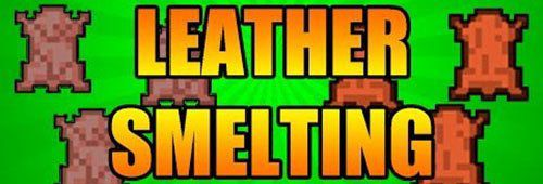 YALSM Yet Another Leather Smelting [1.11.2] [1.10.2] [1.9.4] [1.8.9] [1.7.10]