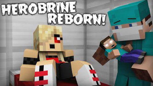 HEROBRINE REBORN | Возрождение Херобрина [1.7.10]