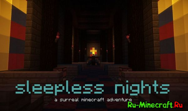 [Map][1.8/1.8.4] Sleepless Nights — Бессонные ночи