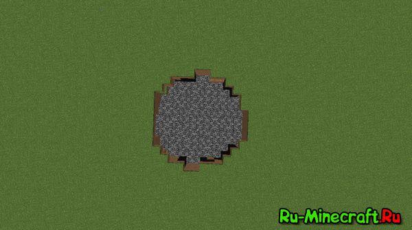 [Guide][1.8+] TNT-пушка из  1 командного блока?!