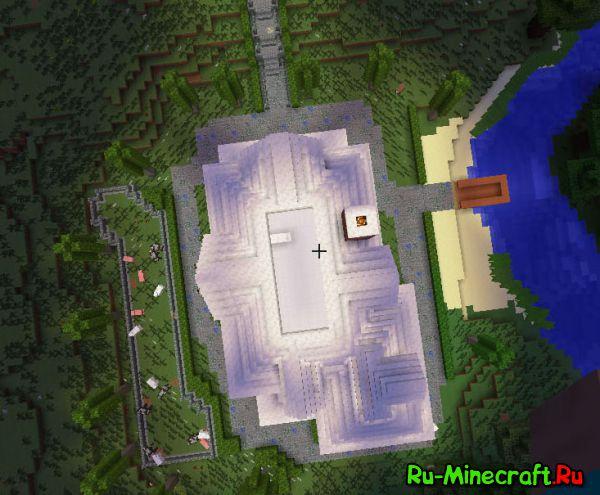 [Карта] Большой просторный дом!