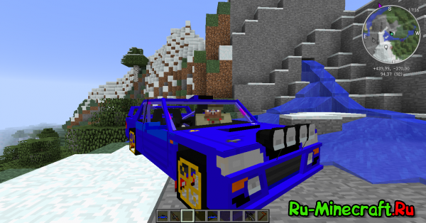 [Client][1.7.10] Adventure-клиент by Don_Carleone