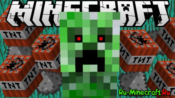 Creeper Awareness Mod  [1.12|1.10.2|1.9.4|1.8.9|1.7.10]