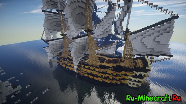 [Map][1.7+] Pirates of the Caribbeans - Пираты!