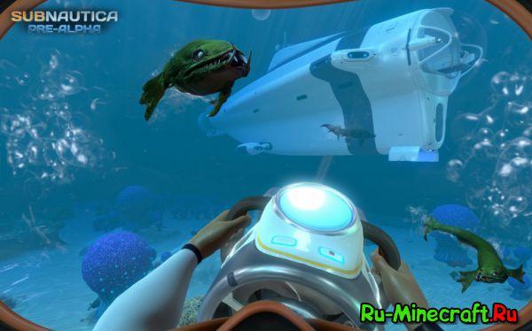 [Game][Other]Subnautica - инопланетный мир!