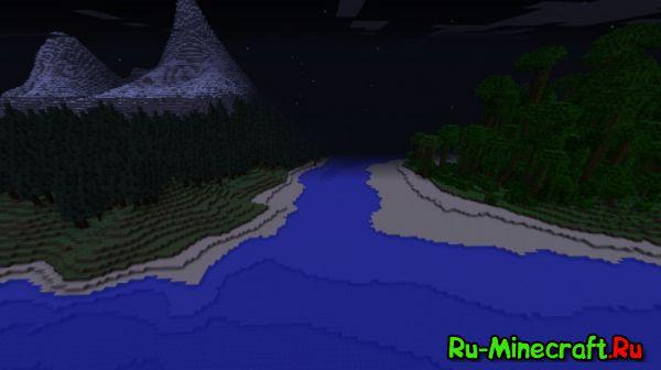 [Map] Island surive - карта для выживания