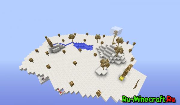 [Map] SkyBlock_cemendayz v2.0