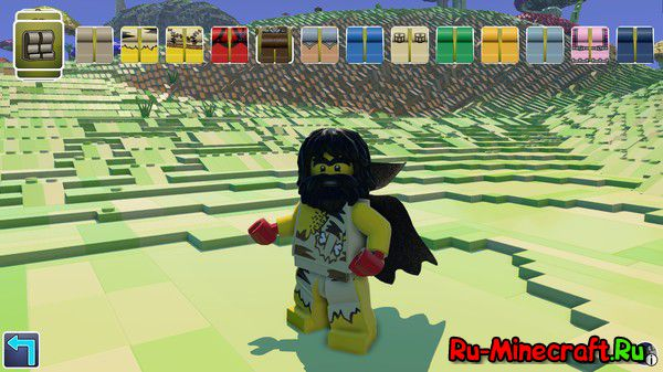 [Game] LEGO Worlds - Лего-песочница