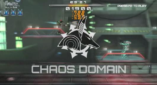 [Разное] Chaos Domain- Анубис жив!