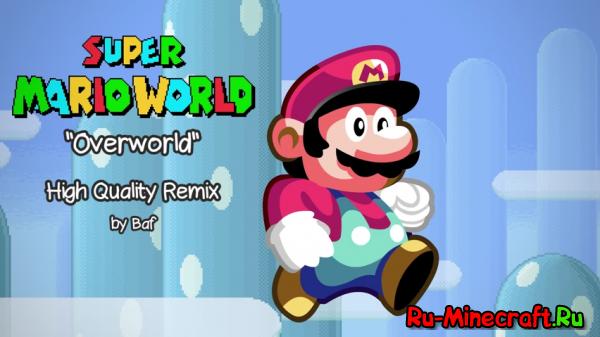 [Разное] Ремейки классических саундтреков серии игр Super Mario Bros
