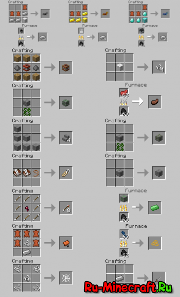Improving Minecraft - улучшение майнкрафта [1.11.2] [1.10.2] [1.9.4] [1.8.9] [1.7.10]