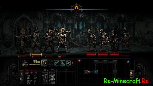 [Разное] Darkest Dungeon - Стресс