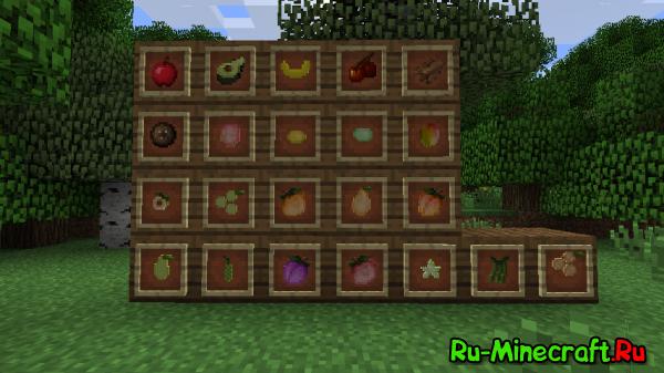 Pam's harvest craft [1.12.1] [1.11.2] [1.10.2] [1.9.4] [1.8.9] [1.7.10]