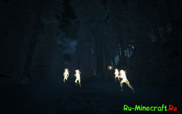 [Other][survival Horror] Kholat - Холат