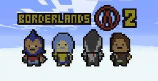 [Skins] 7 скинов из Borderlands 2