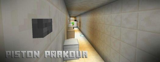 [Maps][1.8.+] Minecraft The Test Parkour