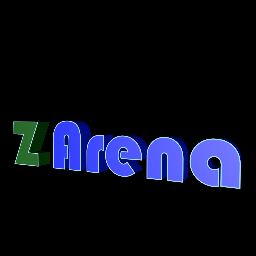 [Map][1.8] Z Arena - З Арена - Minecraft карта на соревнование