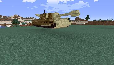 [Гайд][1.8+] Как сделать настоящий танк без модов. Часть 1: теория.