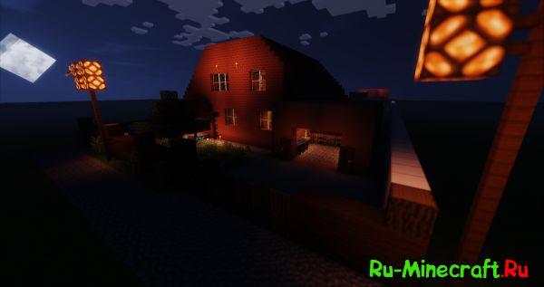 [Map] Summer Cottage - летний дом