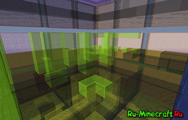 [map][1.7.x-1.8.x] Cube Rubicka MAZE